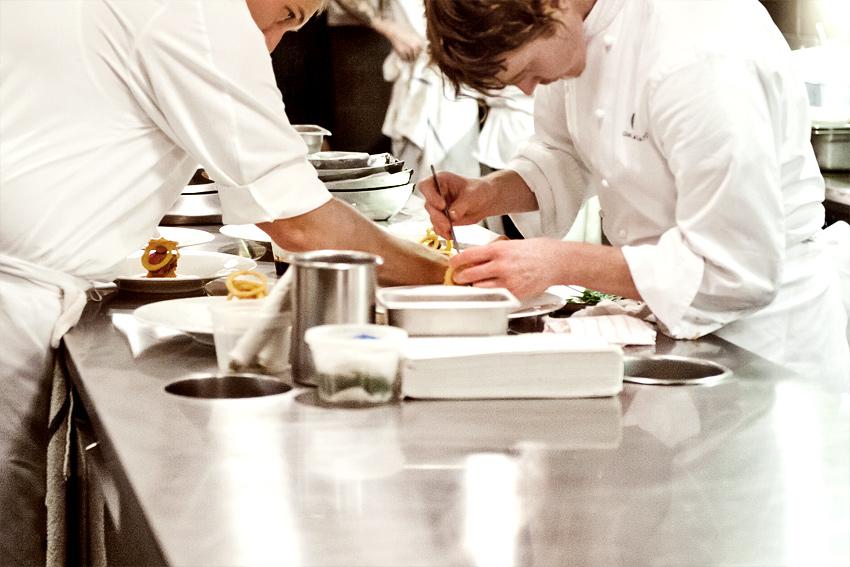 il corso di cucina professionale