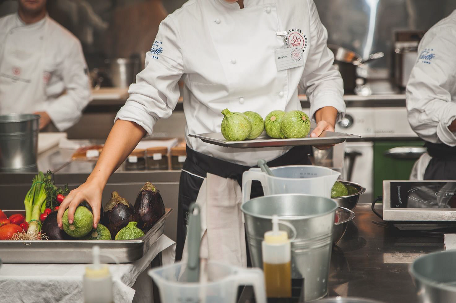 Corso di cucina base 30 10 2017 italian kitchen academyitalian kitchen academy - Corso base di cucina ...