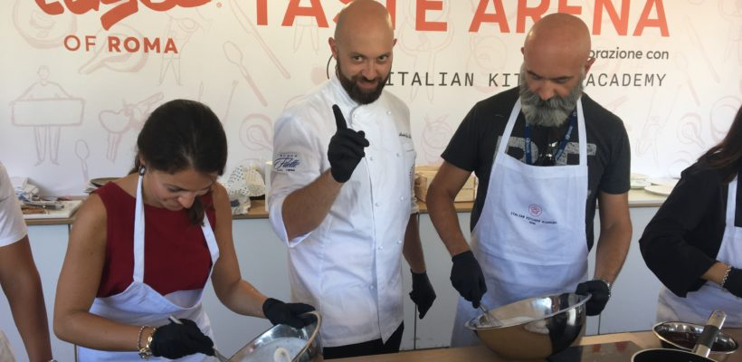 IKA partner di Taste of Roma