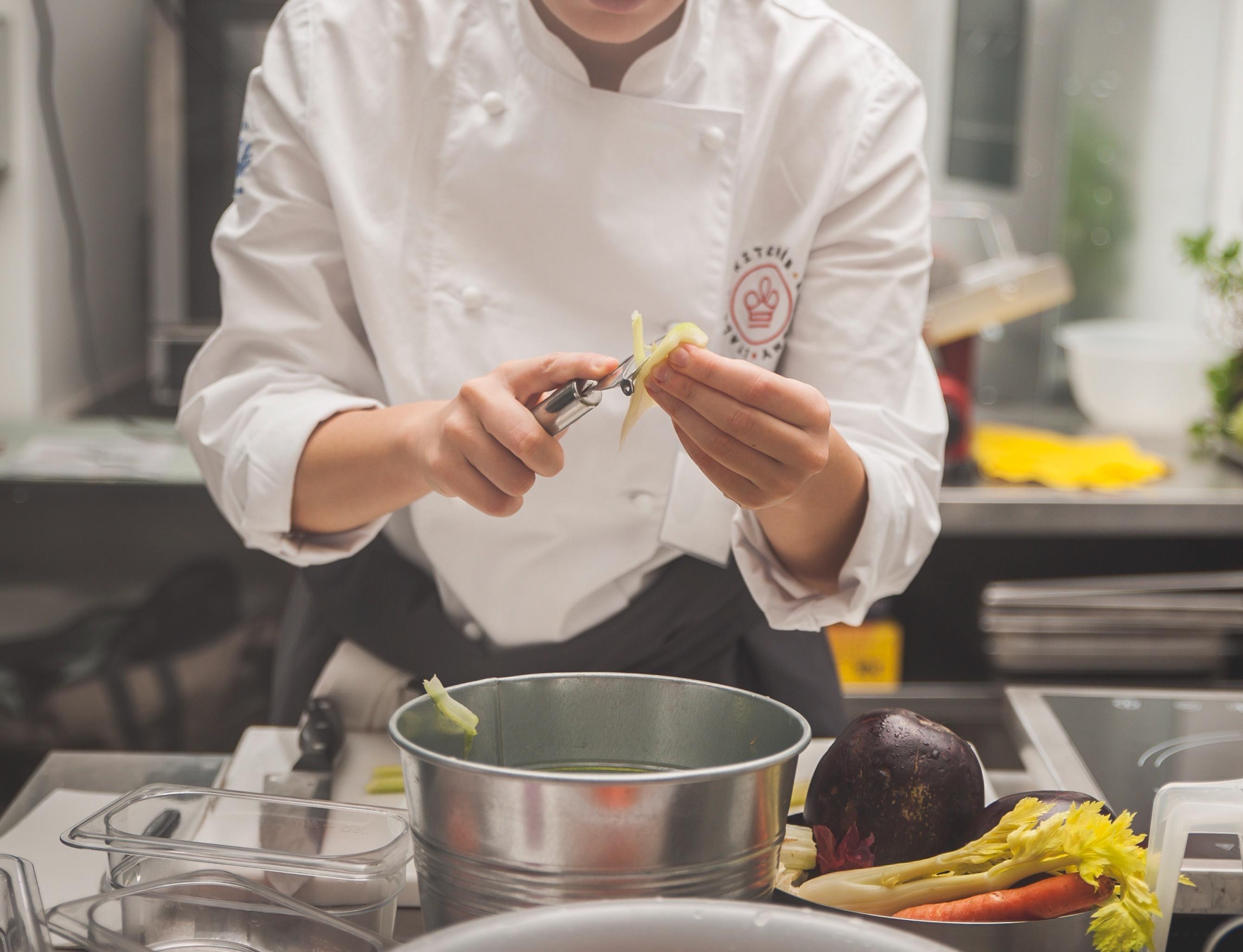 Corso cucina professionale on line